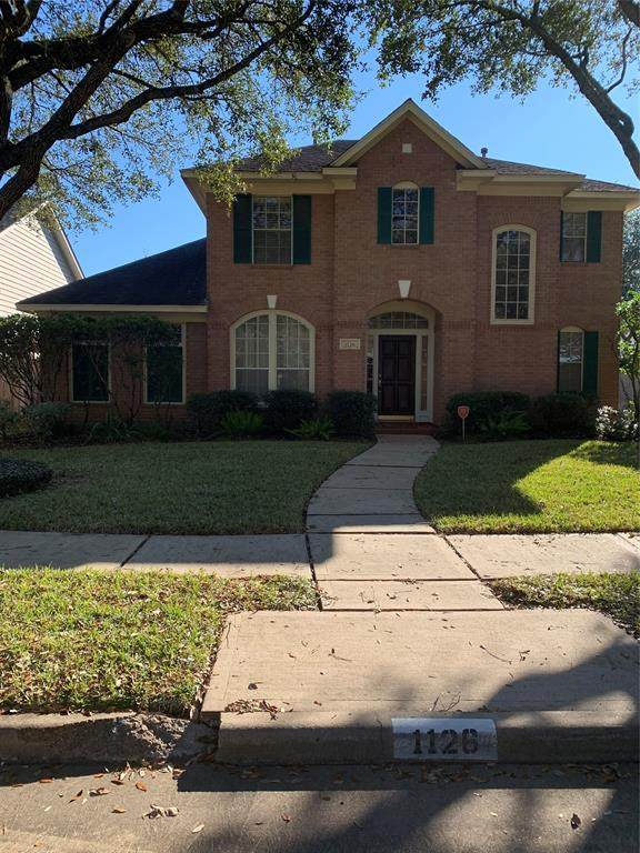 1126 Azalea Bend Bend, Sugar Land, TX 77479 (MLS #84952754) :: The Sansone Group