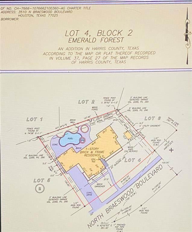 3510 N Braeswood Boulevard, Houston, TX 77025 (MLS #85009987) :: The Property Guys