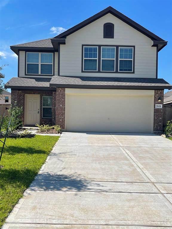 7831 Sundrop Hill Trail, Katy, TX 77493 (MLS #85118226) :: Caskey Realty