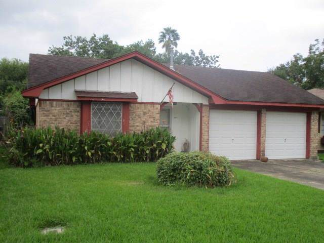 911 Wisconsin Street, South Houston, TX 77587 (MLS #85142685) :: The Parodi Team at Realty Associates