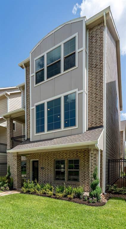 1228 Murrayhill Drive, Houston, TX 77043 (MLS #85176117) :: The Heyl Group at Keller Williams