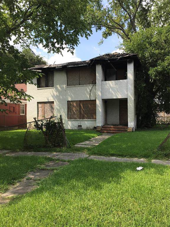 2402 Cleburne Street, Houston, TX 77004 (MLS #85233018) :: Giorgi Real Estate Group