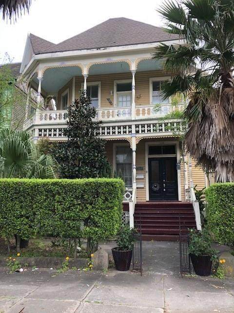 1819 Broadway Street, Galveston, TX 77550 (MLS #8536591) :: The Bly Team