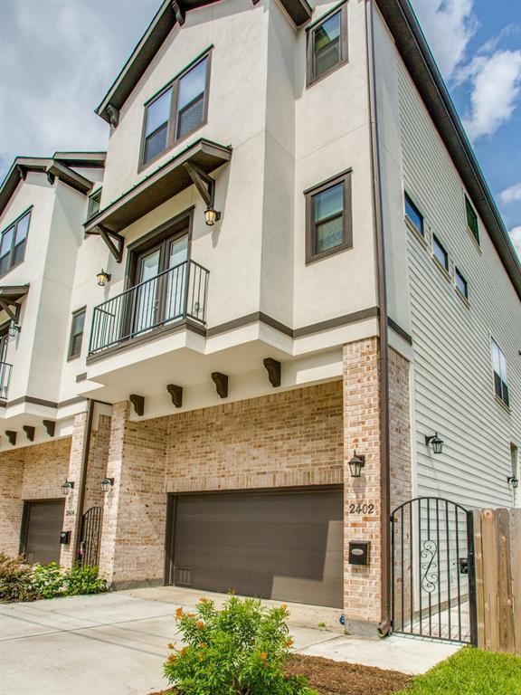 2402 Bevis Street, Houston, TX 77008 (MLS #85487571) :: Texas Home Shop Realty