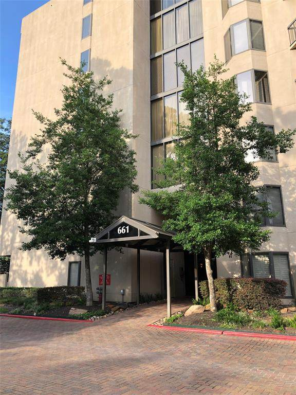 661 Bering Drive #106, Houston, TX 77057 (MLS #85543339) :: Connect Realty