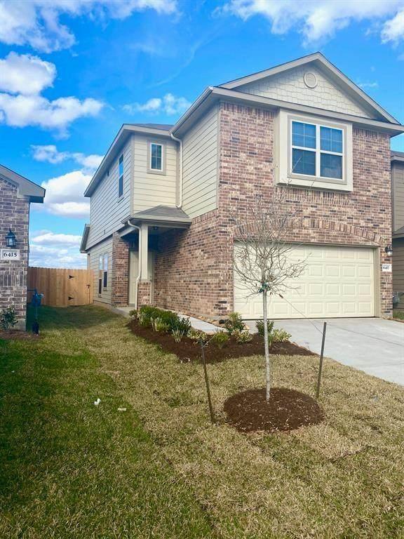 13404 Merryville Harrogate Lane, Houston, TX 77048 (MLS #85550369) :: The Bly Team