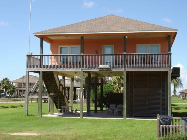 873 Gulfview Drive, Crystal Beach, TX 77650 (MLS #85846398) :: Giorgi Real Estate Group