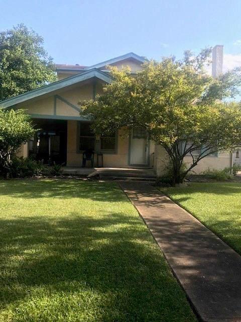 4614 Park Drive, Houston, TX 77023 (MLS #85846743) :: Guevara Backman