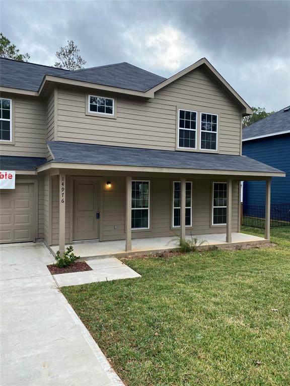 14976 Crockett Road, Willis, TX 77378 (MLS #86000490) :: Lerner Realty Solutions
