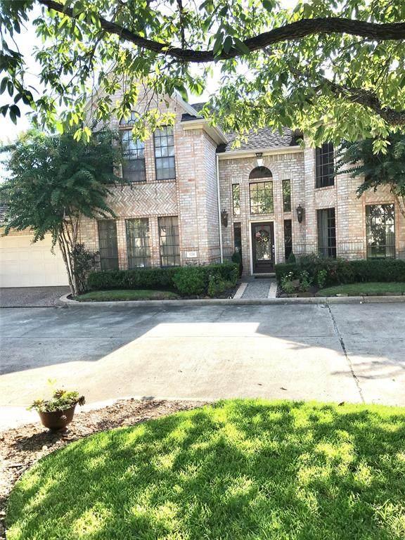 1211 Ridgewood Place, Houston, TX 77055 (MLS #86055872) :: The Queen Team