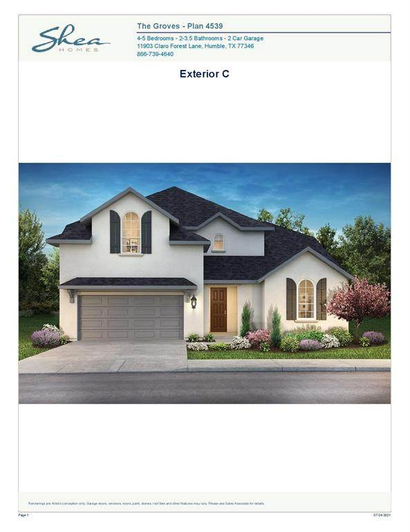 16906 Kyler Creek, Humble, TX 77346 (MLS #86068706) :: The Property Guys