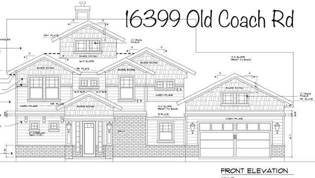 16399 Old Coach Road, Stagecoach, TX 77355 (MLS #86183737) :: My BCS Home Real Estate Group