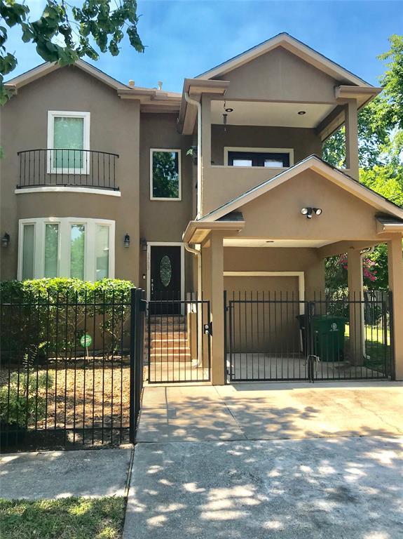 1703 Fowler St Street, Houston, TX 77007 (MLS #86223537) :: Magnolia Realty