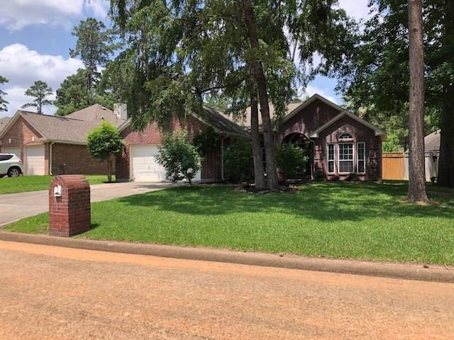 12608 Browning Drive, Montgomery, TX 77356 (MLS #86371779) :: Texas Home Shop Realty