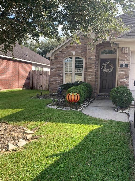 27 Signal Hill Drive, Manvel, TX 77578 (MLS #86488953) :: Giorgi Real Estate Group