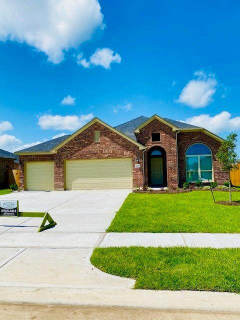 11006 Rison Street, Texas City, TX 77591 (MLS #865279) :: Texas Home Shop Realty