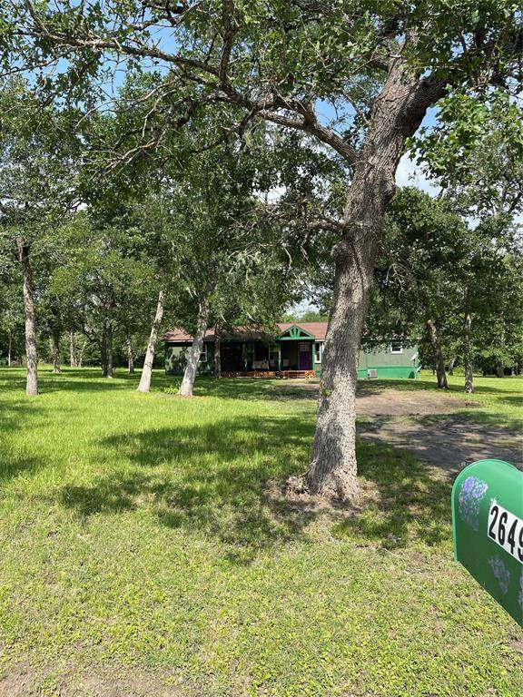 26497 County Road 131, Bedias, TX 77831 (MLS #86606214) :: The SOLD by George Team