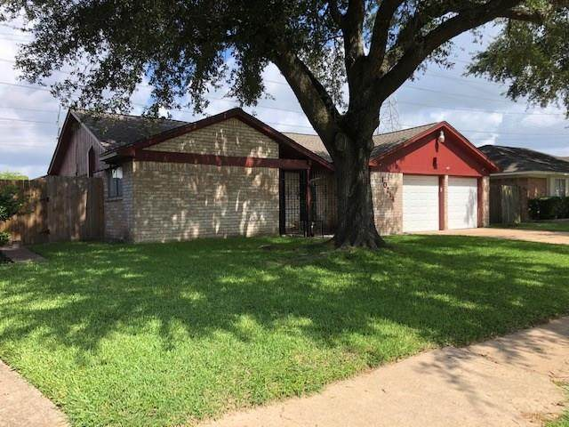 10214 Amblewood Drive, Houston, TX 77099 (MLS #86609264) :: The Heyl Group at Keller Williams