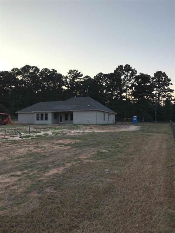 12456 Nicholson Road, Conroe, TX 77303 (MLS #86609516) :: The Home Branch