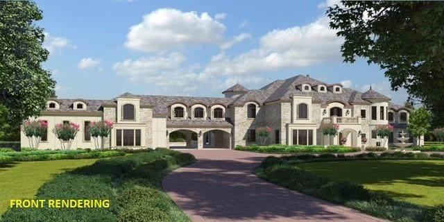 5711 N Ossineke Drive, Spring, TX 77386 (MLS #86653074) :: The SOLD by George Team
