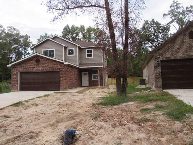152 N Village Cove Loop, Livingston, TX 77351 (MLS #86710495) :: The Queen Team