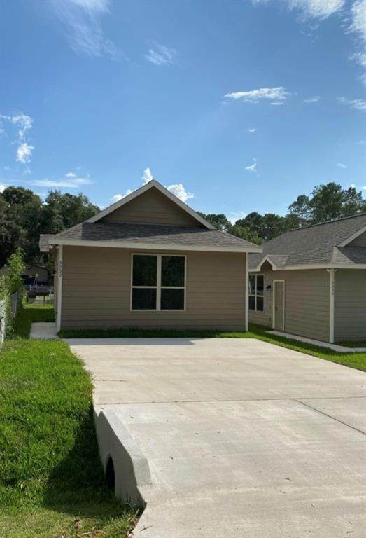 16724 E Forrestal, Montgomery, TX 77316 (MLS #86717504) :: Connect Realty