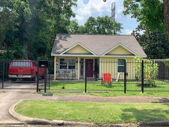 8328 Lenore Street, Houston, TX 77017 (#86804055) :: ORO Realty