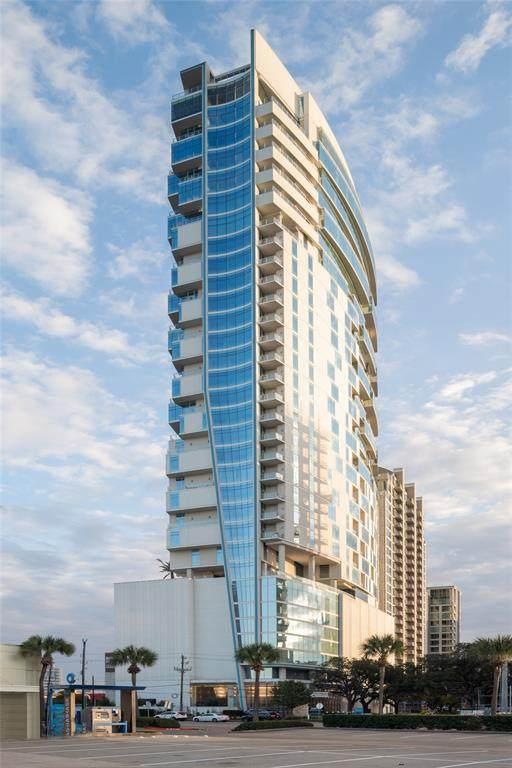 4521 San Felipe Street #2703, Houston, TX 77027 (MLS #87461711) :: My BCS Home Real Estate Group