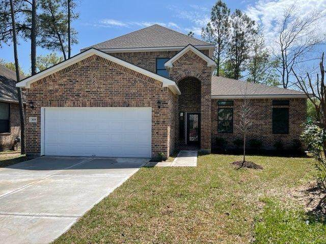 16322 Kleinwood Drive, Houston, TX 77379 (MLS #87528794) :: The Parodi Team at Realty Associates
