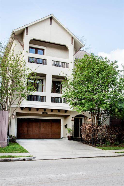 1924 Fairview Avenue, Houston, TX 77019 (MLS #87682817) :: Green Residential