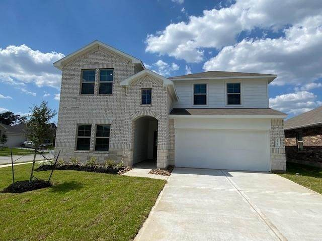 2427 Ormes Forest Lane, Spring, TX 77373 (MLS #87824950) :: The Wendy Sherman Team