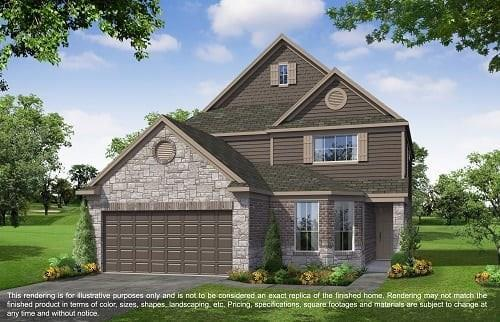 19222 Carriage Vale Lane, Tomball, TX 77375 (MLS #88075963) :: The SOLD by George Team