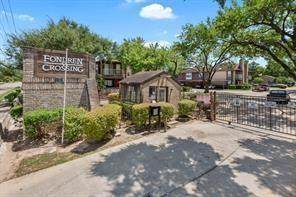 6633 W Airport Boulevard #401, Houston, TX 77035 (MLS #8808156) :: My BCS Home Real Estate Group