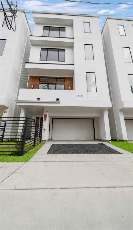 606 Oakley Street, Houston, TX 77006 (MLS #88103616) :: Green Residential