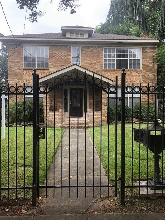 1822 Rosedale Street, Houston, TX 77004 (MLS #88153518) :: The Heyl Group at Keller Williams