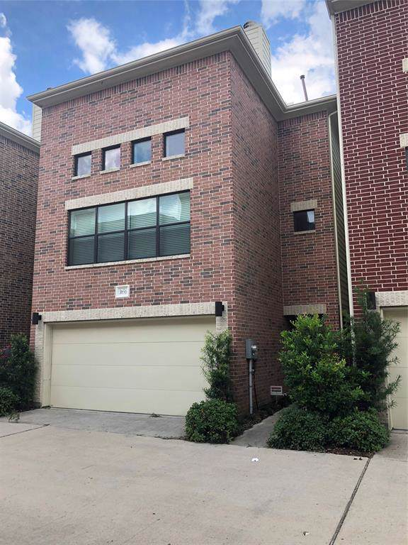 3656 Main Plaza Drive, Houston, TX 77025 (MLS #88239643) :: Giorgi Real Estate Group