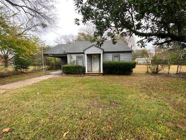 344 S Charles, Centerville, TX 75833 (MLS #88278332) :: The Bly Team