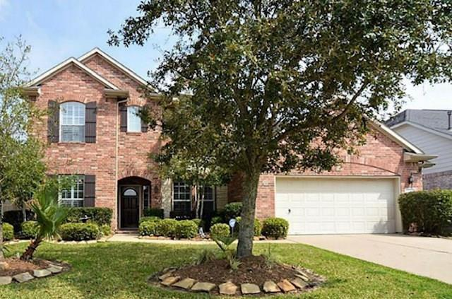 12403 Evening Bay Drive, Pearland, TX 77584 (MLS #88301525) :: The Freund Group