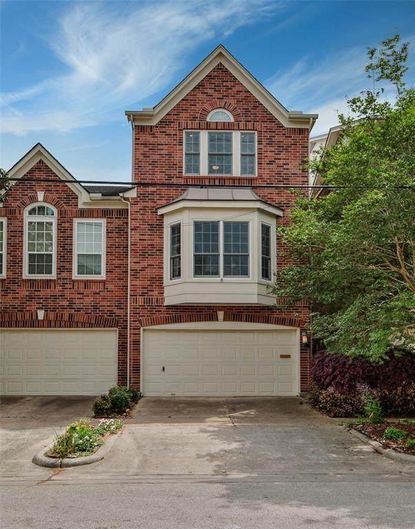 1509 Park Street, Houston, TX 77019 (MLS #88371075) :: Giorgi Real Estate Group