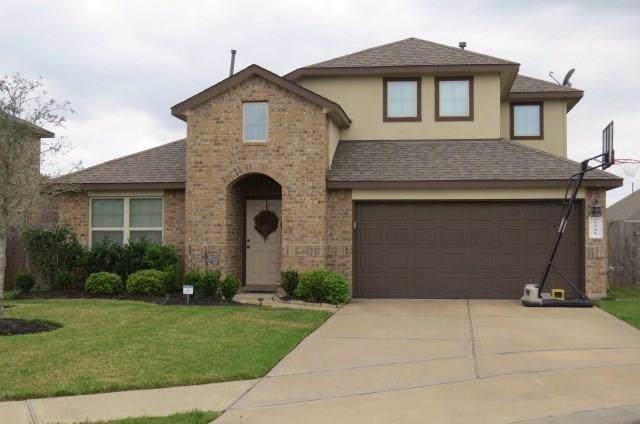 9906 Bezeled Circle Lane, Rosharon, TX 77583 (MLS #88401774) :: Caskey Realty