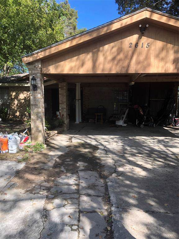 2615 Balmorhea Avenue, Houston, TX 77039 (MLS #88584757) :: Texas Home Shop Realty
