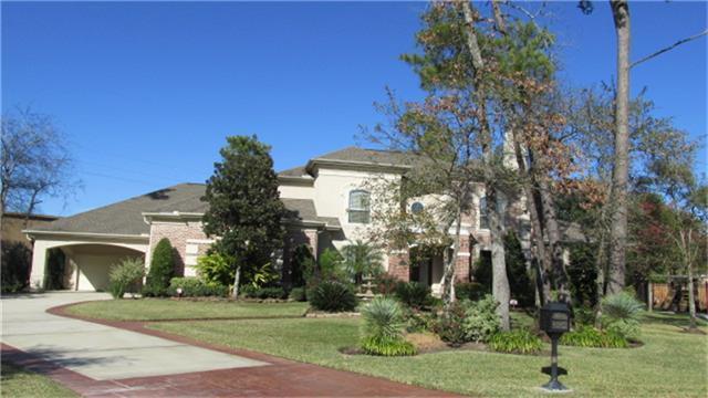 16618 Bridge Creek Falls Court, Spring, TX 77379 (MLS #88617492) :: Texas Home Shop Realty