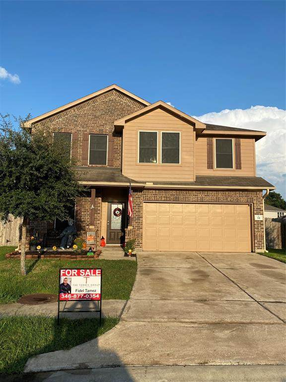 331 Ginseng Lane, Crosby, TX 77532 (MLS #88927012) :: Lerner Realty Solutions