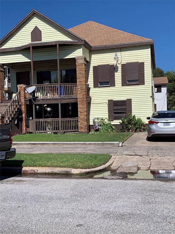 3718 Avenue M 1/2, Galveston, TX 77550 (MLS #89000636) :: TEXdot Realtors, Inc.
