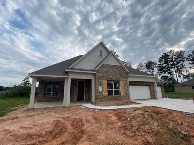 14138 Aspen Woods Court, Conroe, TX 77384 (MLS #89245294) :: The Bly Team