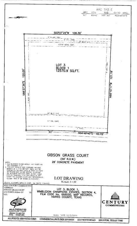 15811 Gibson Grass Court - Photo 1