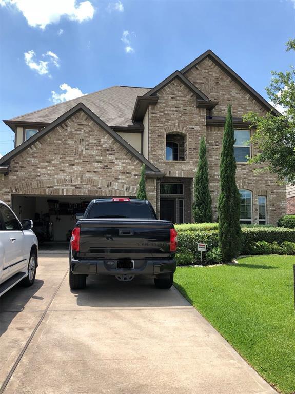 27515 Wade Springs Court, Fulshear, TX 77441 (MLS #8937065) :: See Tim Sell
