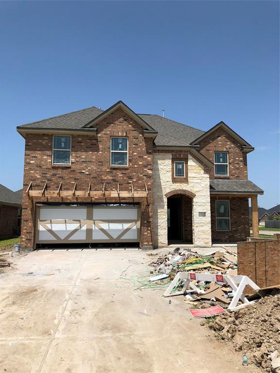 1602 Palo Duro Canyon Drive, League City, TX 77573 (MLS #89378741) :: The Heyl Group at Keller Williams