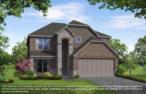 1066 Carolina Wren Circle, Houston, TX 77073 (MLS #89407116) :: Texas Home Shop Realty