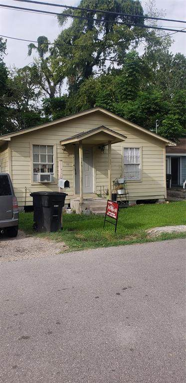 709 E 40th Street, Houston, TX 77022 (MLS #89599723) :: The Sansone Group